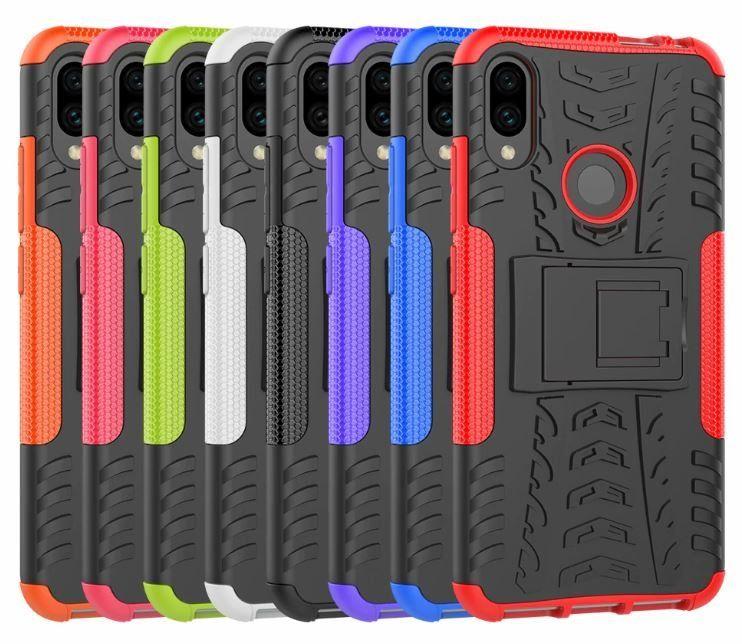 ᐉ противоударный чехол для Xiaomi Redmi Note 7 Note 7 Pro Black цена купить отзывы характеристики и описание Stardroid