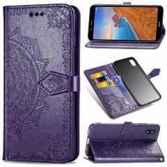 Чехол (книжка) JR Art для Xiaomi Redmi 7A - Purple