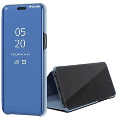 Чехол-книжка Clear View Standing Cover для Huawei Y5 2019 - Dark Blue
