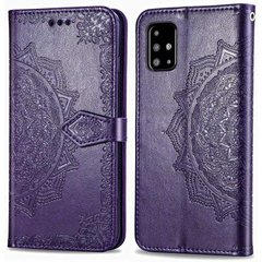 Чехол-книжка JR Art для Samsung Galaxy A51 - Purple
