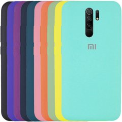 Чехол Original Silicone Cover для Xiaomi Redmi 9
