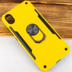 Защитный чехол Immortal Ring для Xiaomi Redmi 7A - Yellow