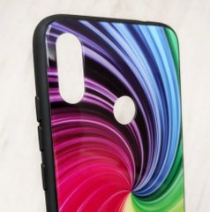 Чехол TPU+Glass Print Case для Xiaomi Redmi Note 7