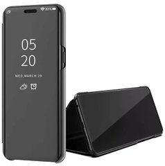 Чехол-книжка Clear View Standing Cover для Huawei Y6p - Black